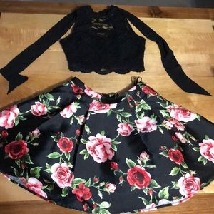 Formal two piece